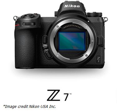 Its finally here... Nikon Z series mirrorless cameras